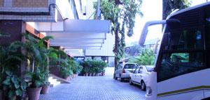 Regency Hotel, Santacruz